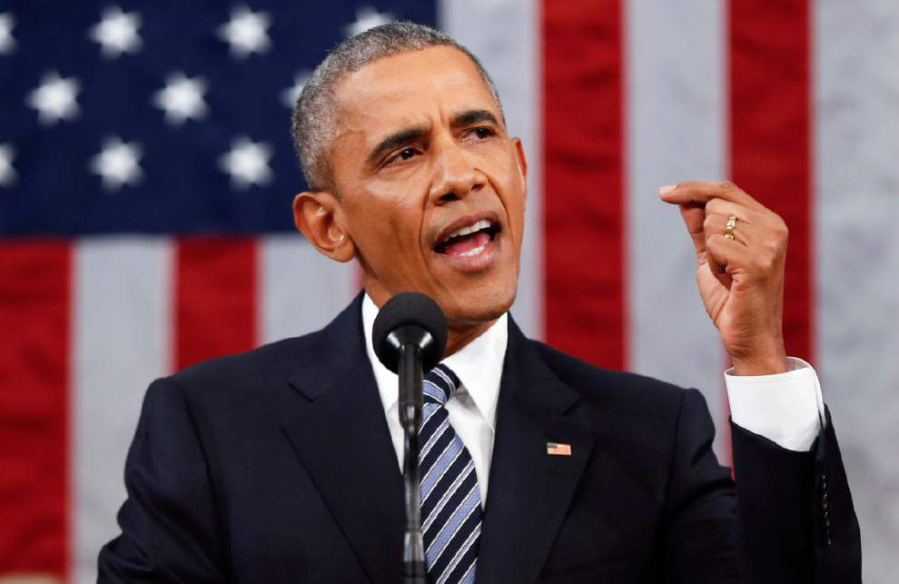 Today's Rundown: President Obama arrives in Baton Rouge tonight; magazine names Louisiana the worst state in nation _lowres