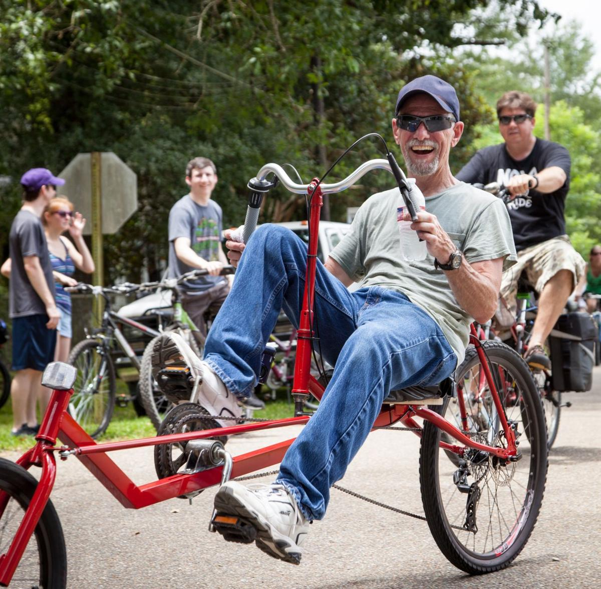 Louisiana Bicycle Festival rolls into Abita Springs_lowres
