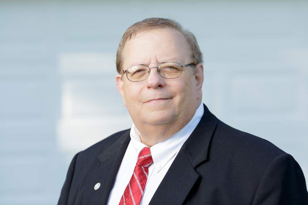 Incumbent Binder seeks fourth term on St. Tammany Parish Council _lowres