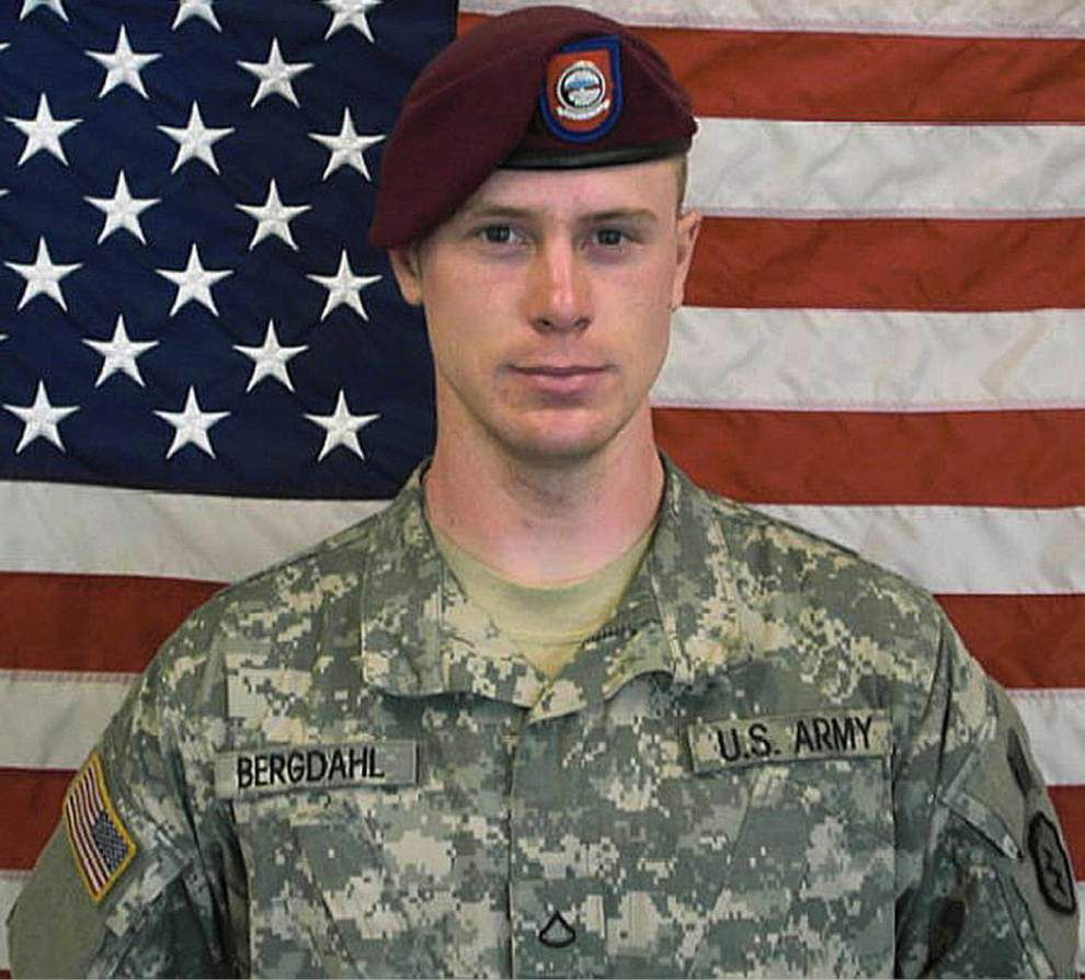Military: Bergdahl may face life in prison if convicted _lowres