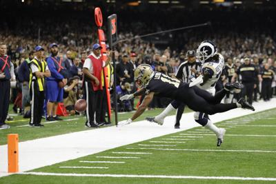 94529235 Walker: Controversial no-call in Saints game could spark rules change