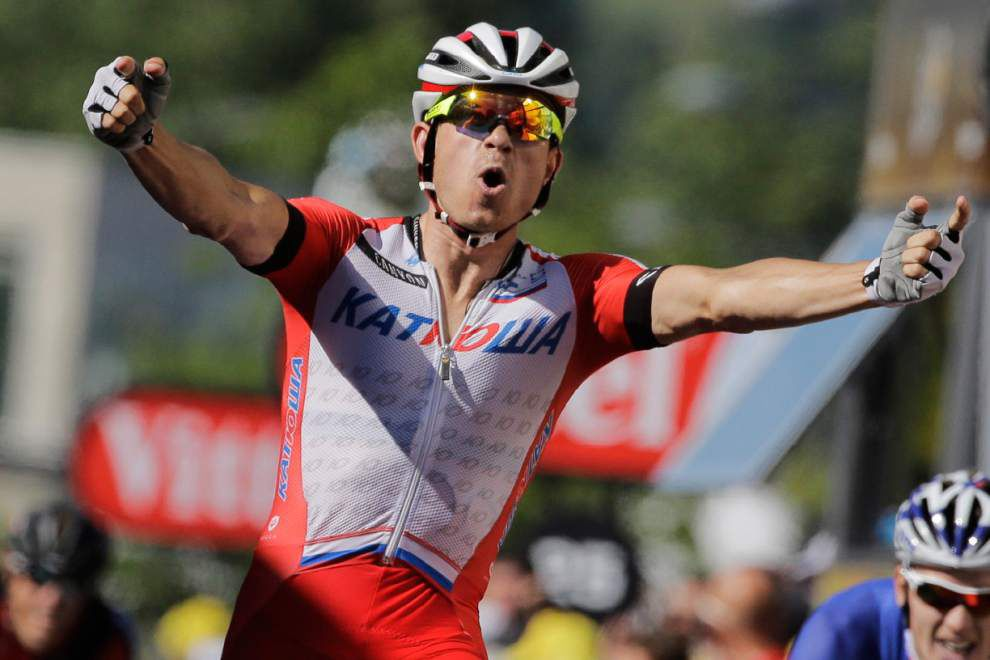 Kristoff wins 12th stage of Tour de France _lowres
