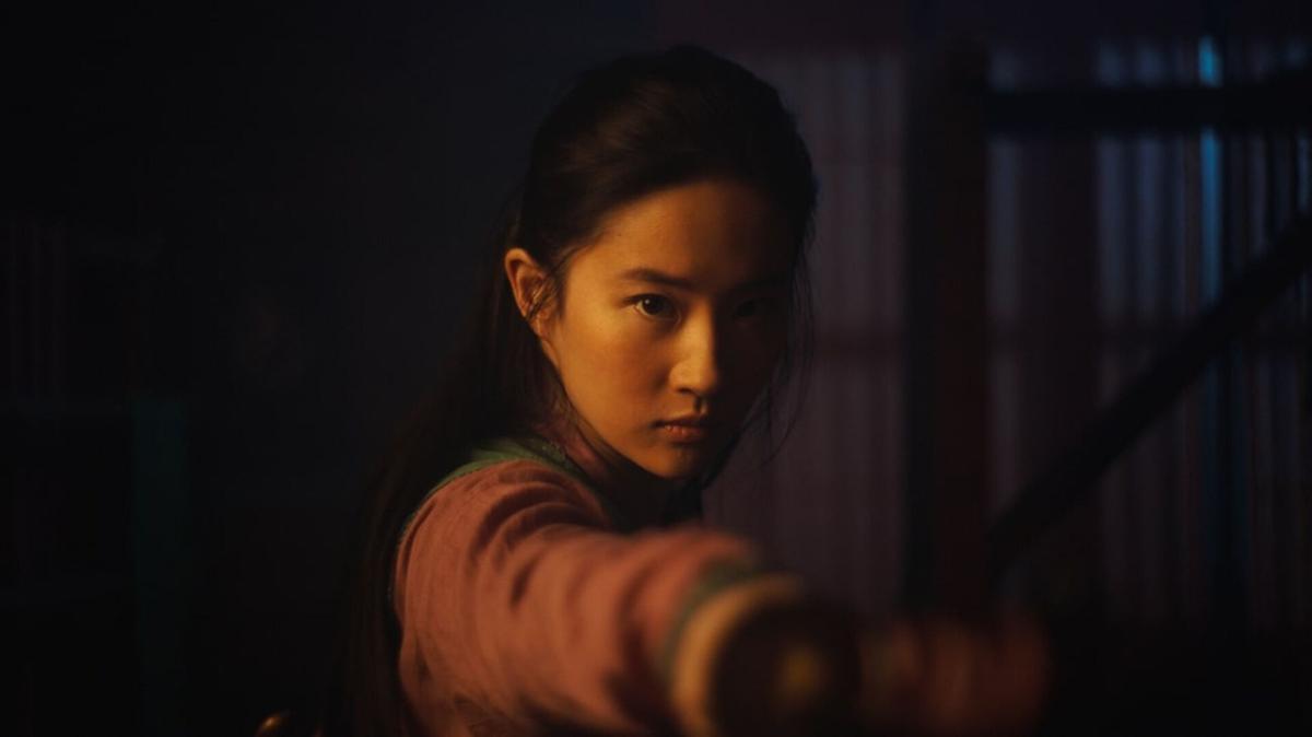 'Mulan' 2020 still