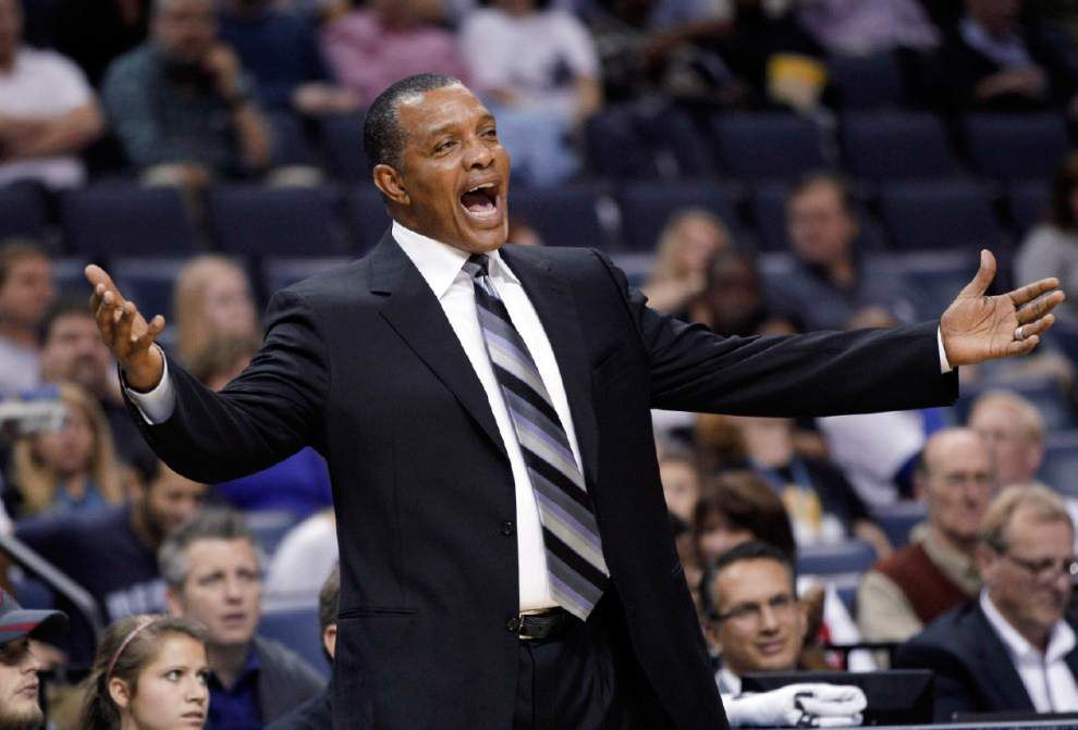 Alvin Gentry hire praised around NBA _lowres