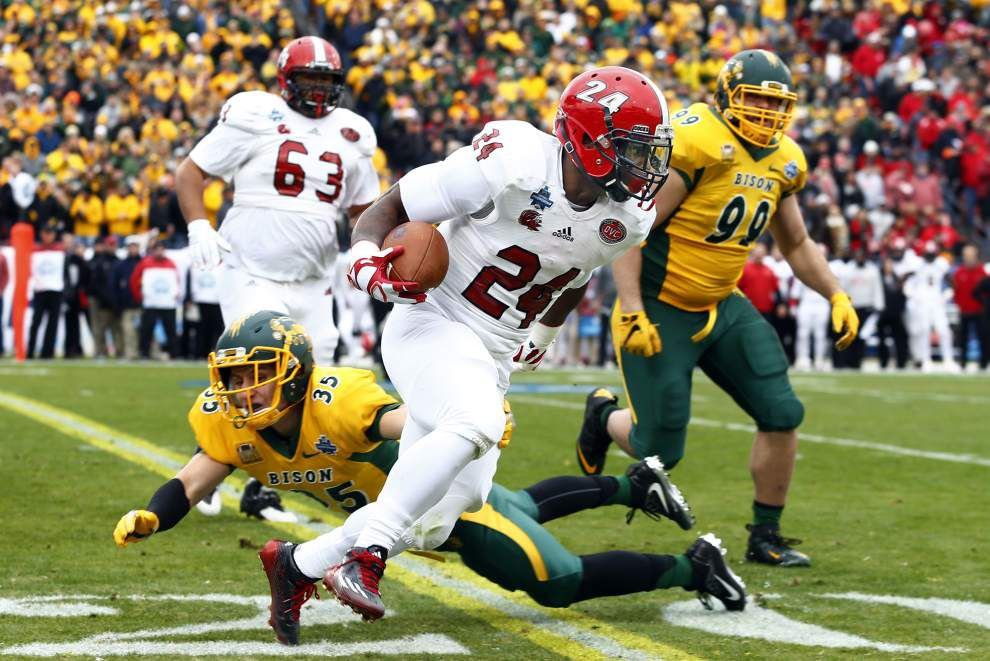 North Dakota State wins fifth straight FCS national championship _lowres
