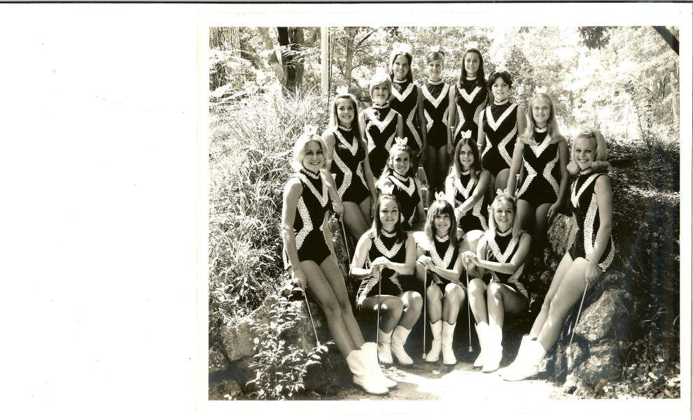 Photos: Then & now - a look at the LSU Tigerettes _lowres