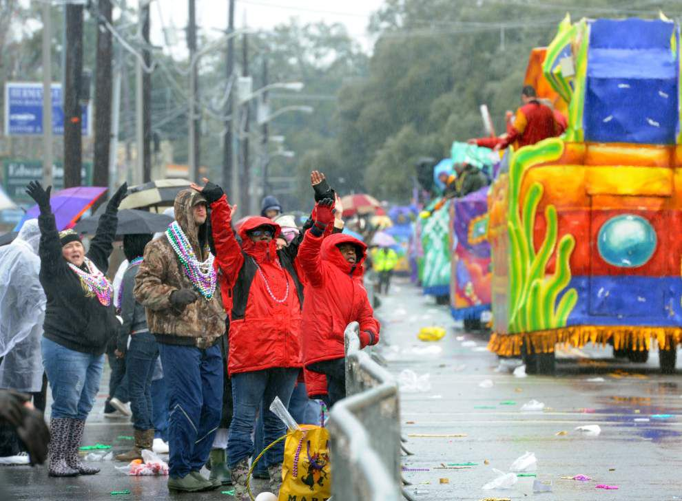 Lafayette Mardi Gras: Keep it clean, people _lowres