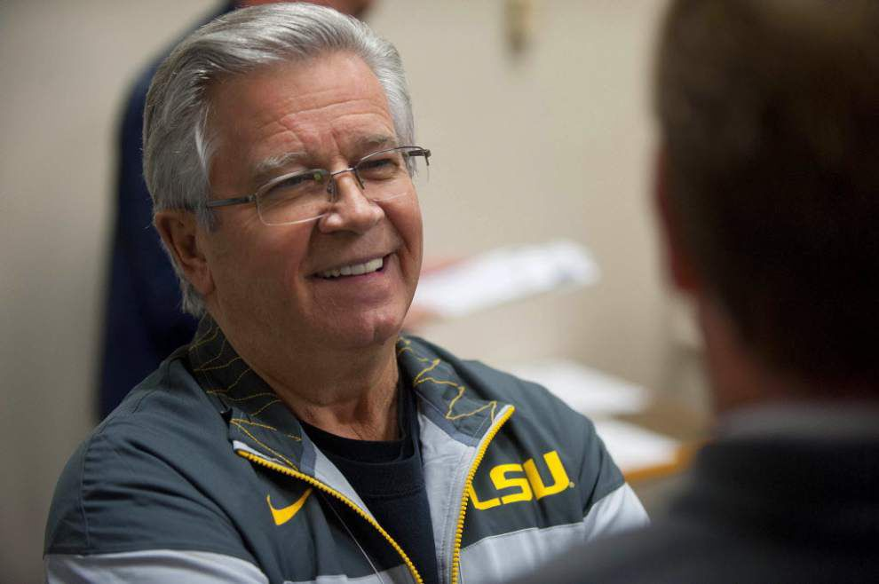 LSU's 'Voice of the Tigers' Jim Hawthorne to retire next year _lowres