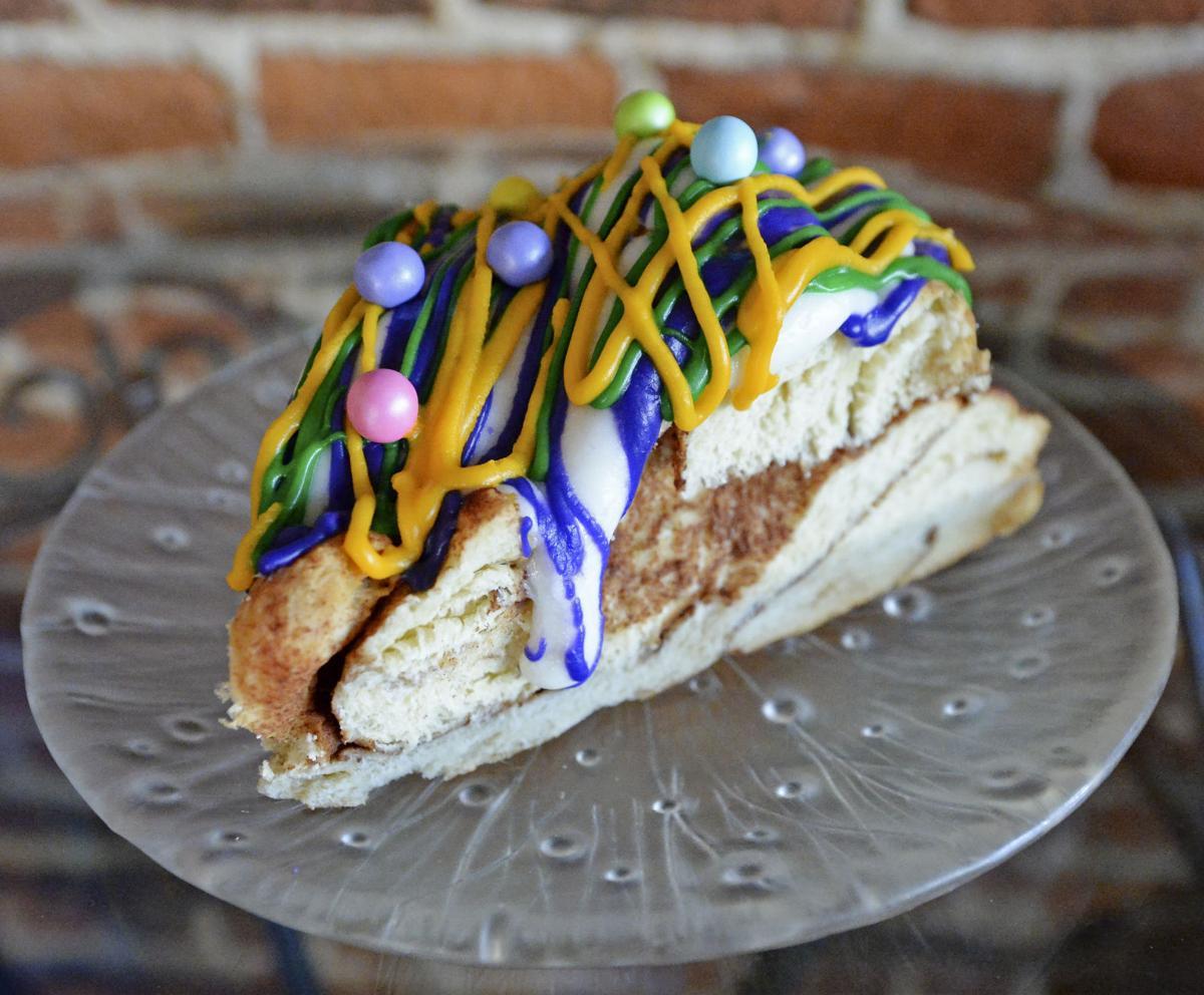 Strands king cake 3