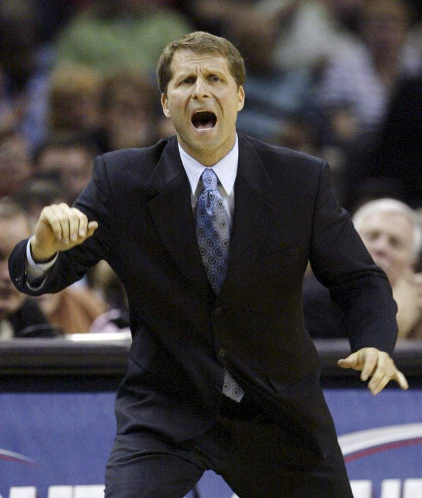 LSU hires former NBA coach Musselman to fill coaching staff vacancy _lowres