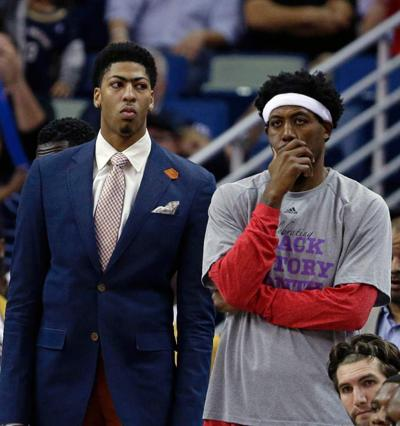 Now trending: Five highlights, five lowlights from the Pelicans' 2014-15 season _lowres