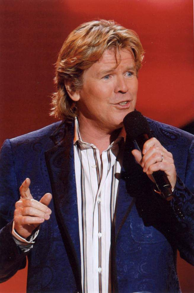 Peter Noone and Herman's Hermits return to B.R. _lowres