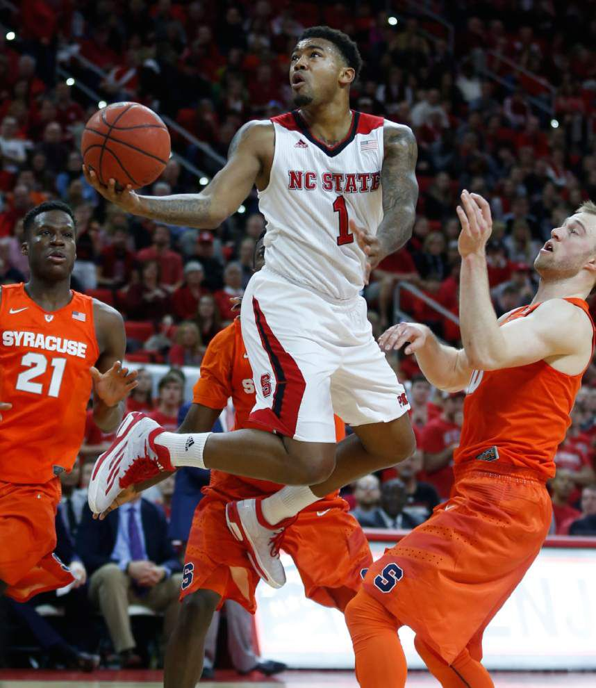 Ten things LSU fans might not know about North Carolina State men's basketball team _lowres