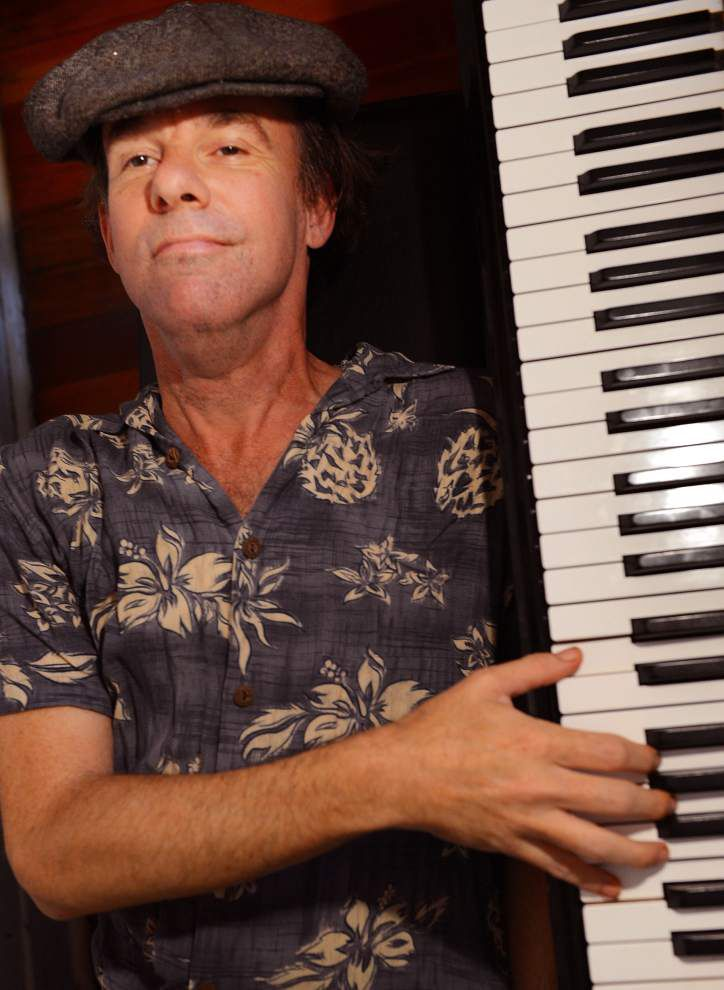 Pianist Tom McDermott embraces his ragtime roots to salute composer Scott Joplin with solo Snug Harbor show _lowres