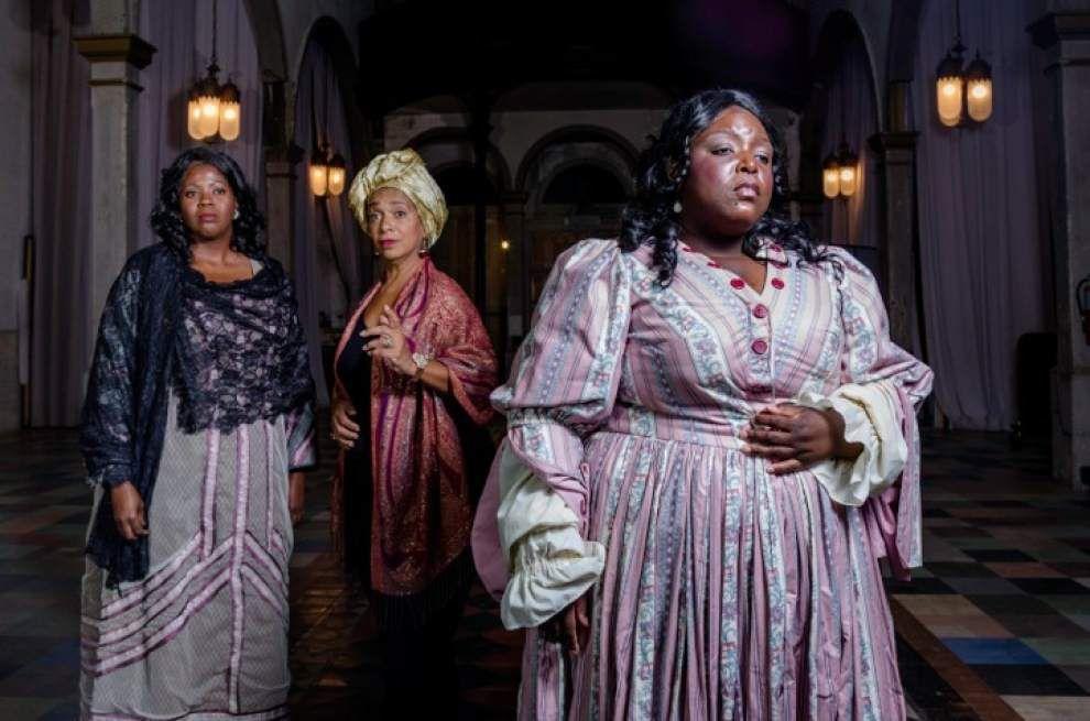 OperaCreole's Givonna Joseph sings 'Diary of Sally Hemings' _lowres