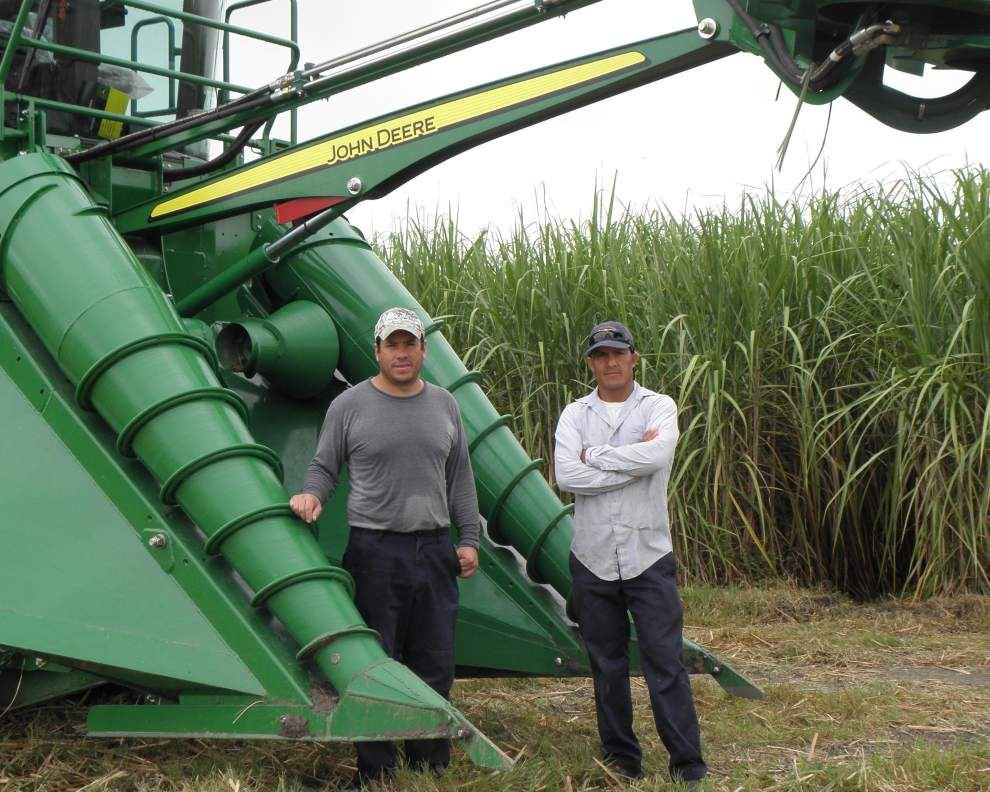 Migrant workers fill the gap on Louisiana farms _lowres
