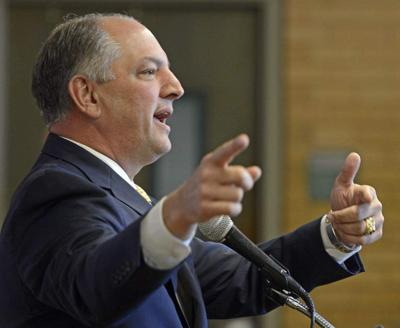 Governor candidate John Bel Edwards, in Southern University appearance, calls himself longtime friend of the school _lowres