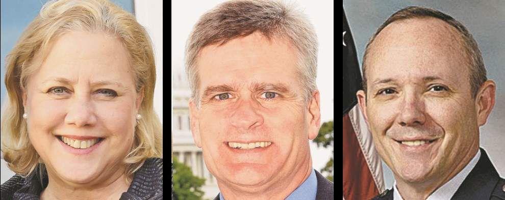 Landrieu faces tough re-election race _lowres