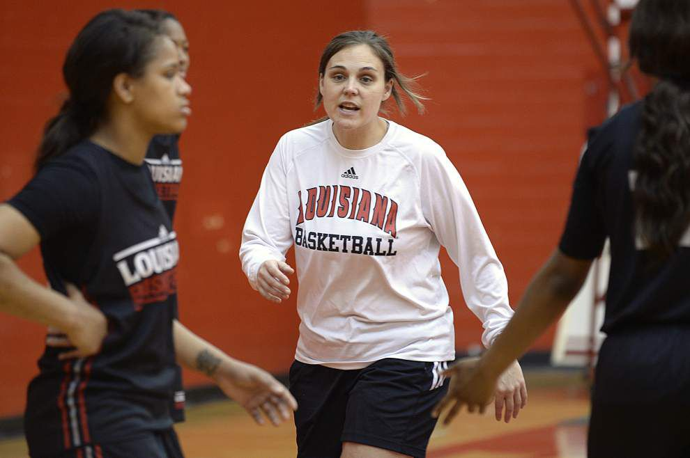 Sallie Guillory leaves Ragin' Cajuns' women's basketball staff _lowres
