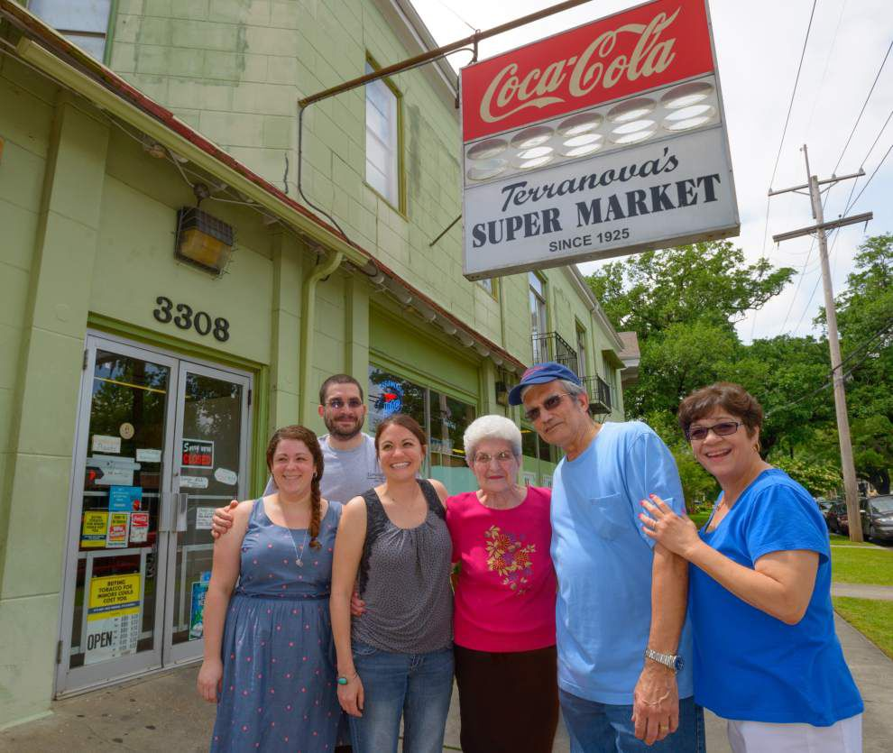 Family-owned New Orleans grocery celebrates 90 years, four generations _lowres