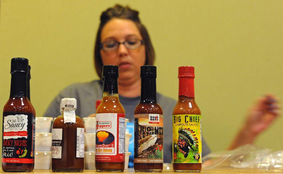 Hot sauce festival adding spice to Lafayette's weekend _lowres