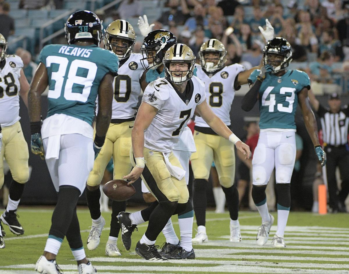 Saints Jaguars Football