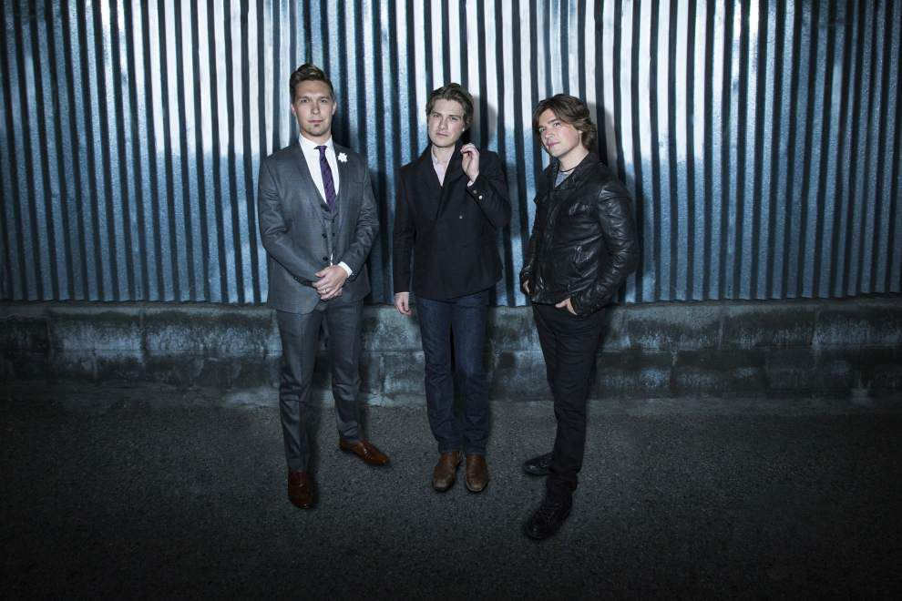Hanson to make two-night 'Roots & Rock 'n' Roll' tour stop at House of Blues _lowres
