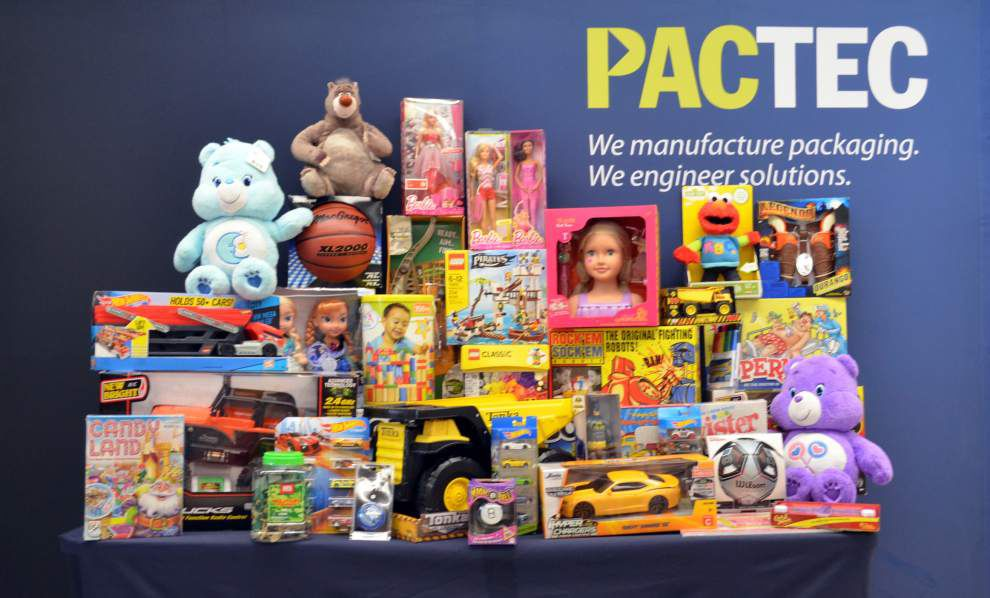 PacTec chooses favorites to give to Toys for Tots _lowres