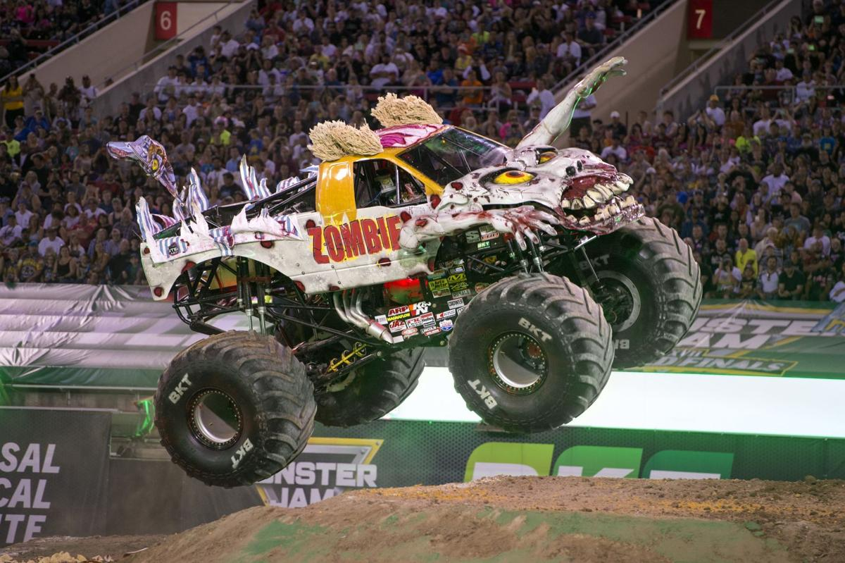 From Remote Controlled Cars To Monster Trucks Bari Musawwir Broke Down Barriers Entertainment Life Theadvocate Com
