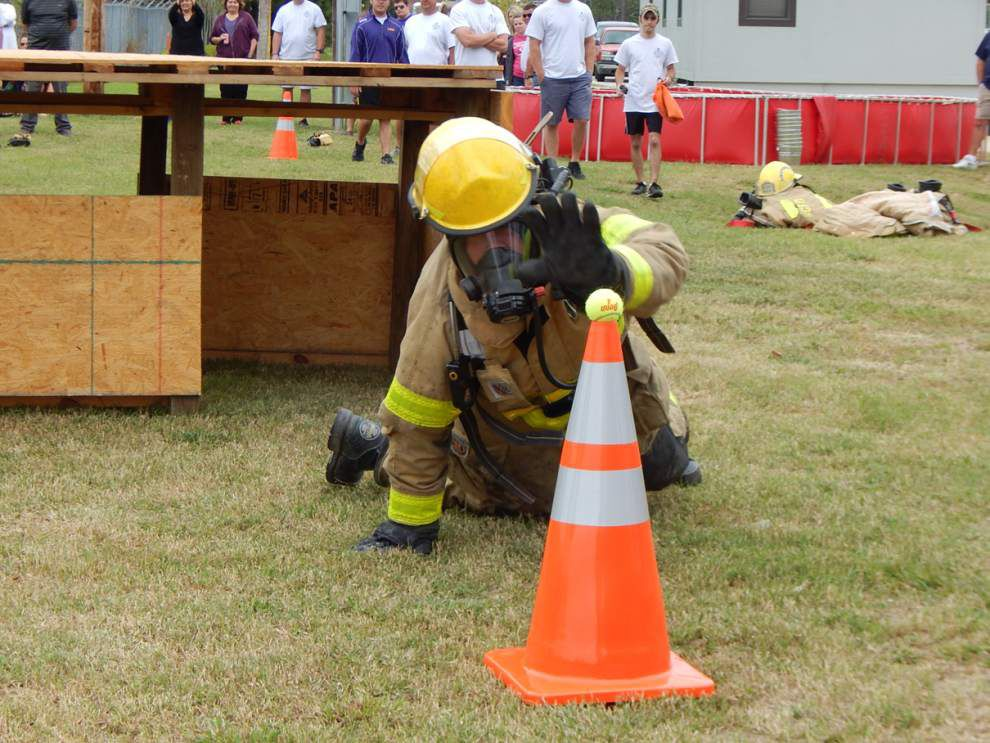 St. George firefighters host Family Day bash _lowres