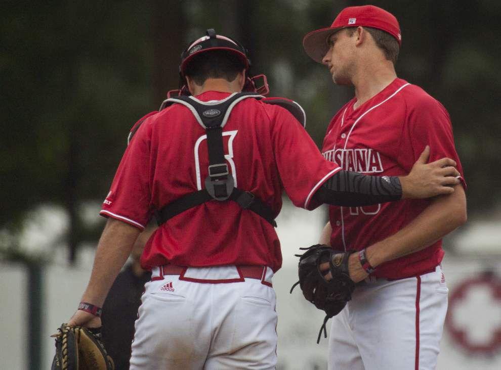 Recent success has UL-Lafayette baseball team believing season is turning around _lowres