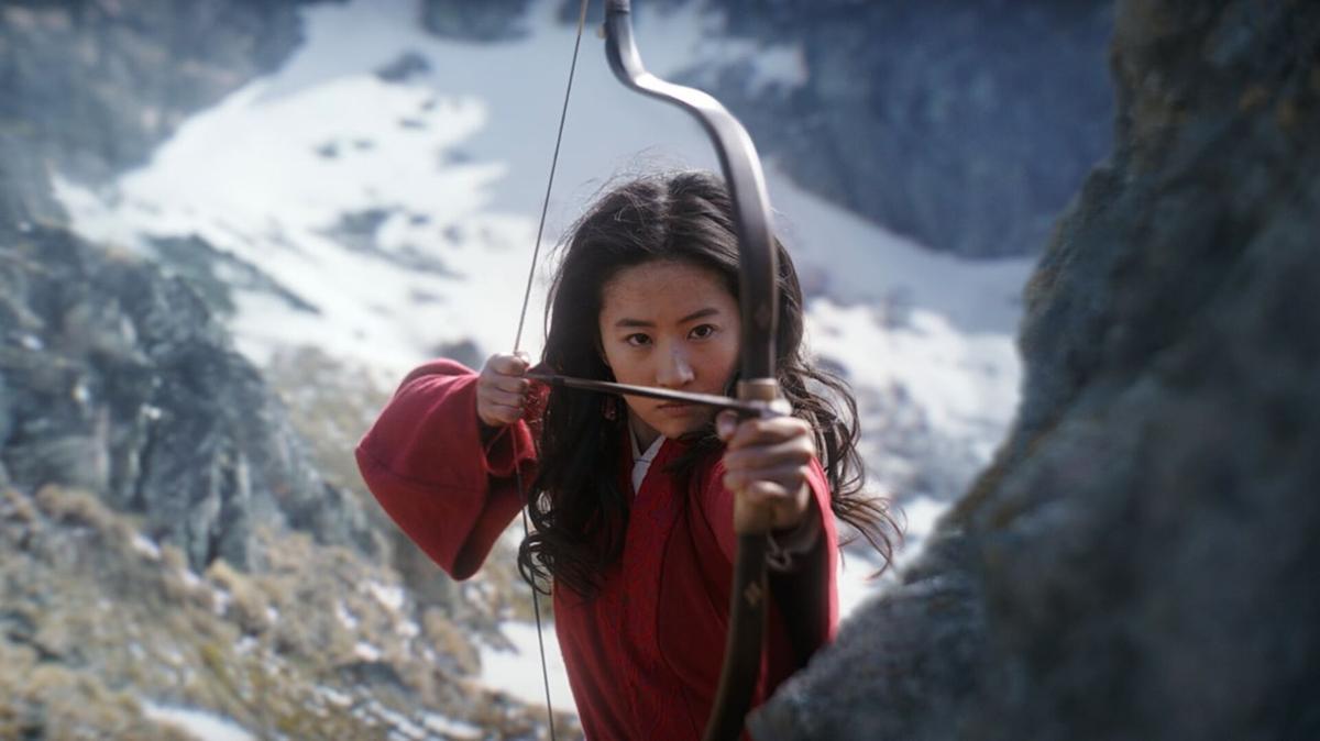 'Mulan' 2020 still 2