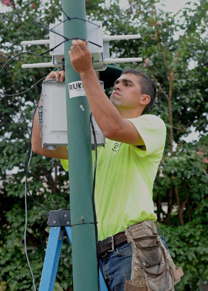 LUS Fiber agreement amended to stop double tax payment to city-parish _lowres