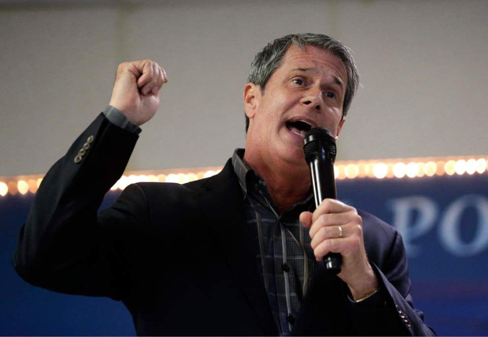 David Vitter says he's 'disappointed' in Gov. John Bel Edwards' 'scare tactics' _lowres
