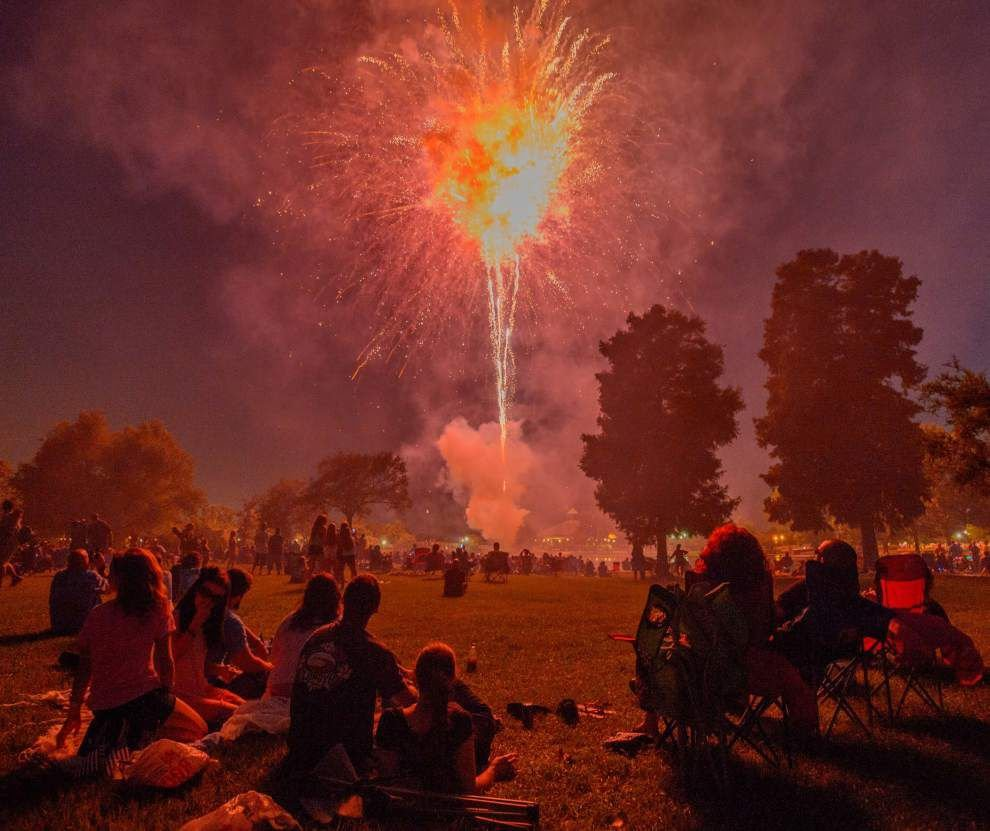 Photos: Uncle Sam Jam brings people together for music, fireworks, fun _lowres