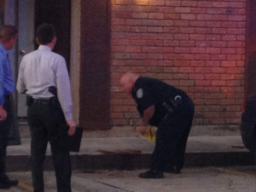 Police investigating after man shot in chest in Bucktown area _lowres