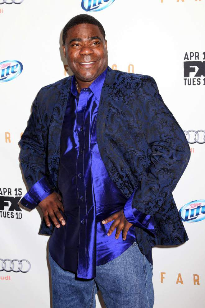 Actor, comedian Tracy Morgan in intensive care after six-vehicle crash _lowres