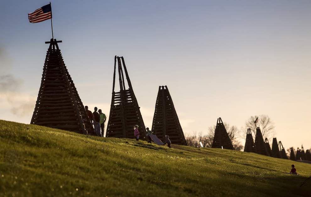 Photos: St. James bonfires to light up Christmas Eve _lowres
