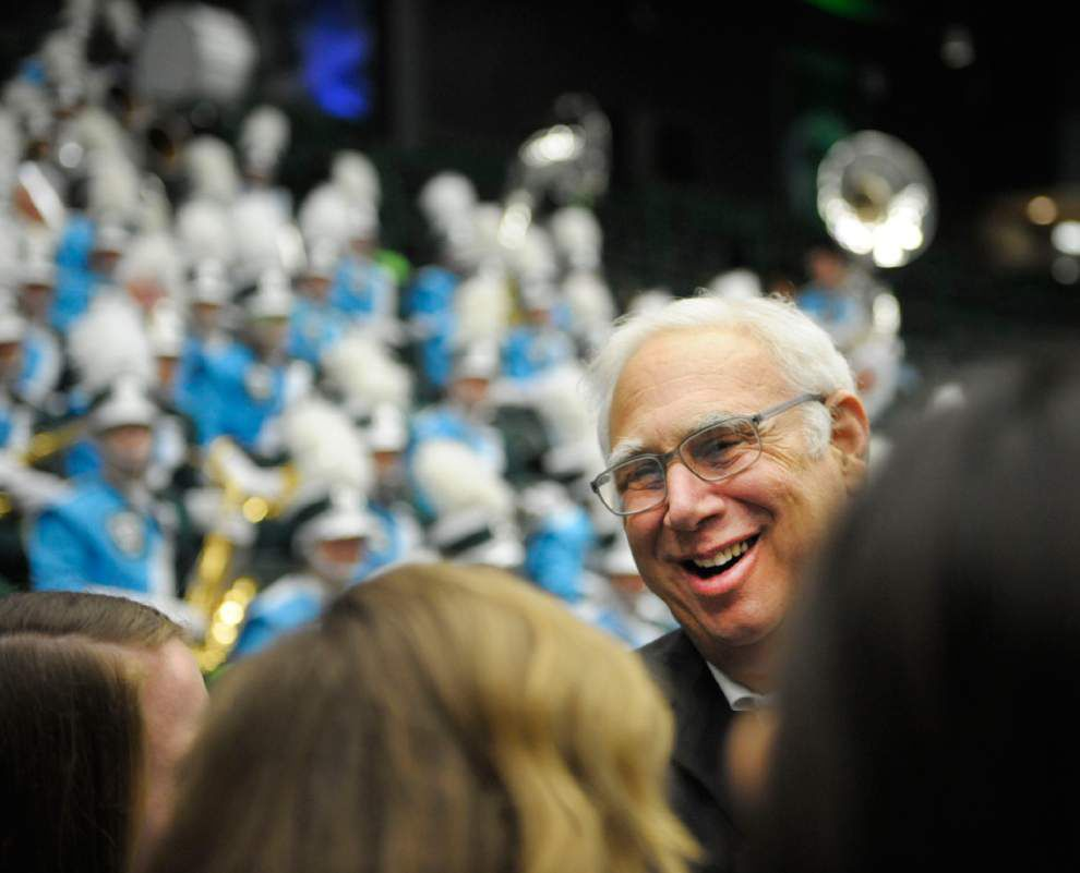 Photos: Tulane President Cowen honored _lowres