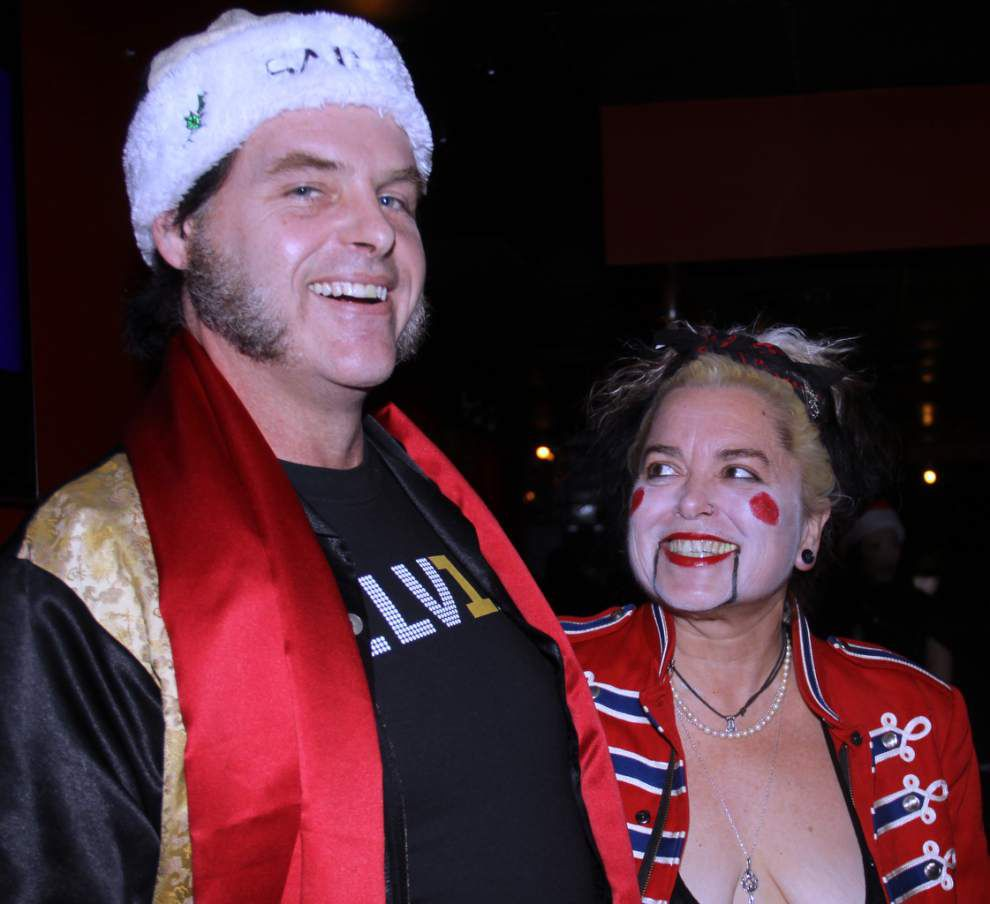 Steven Forster's Party Central: Ronald McDonald House toy drive at Victory NOLA _lowres