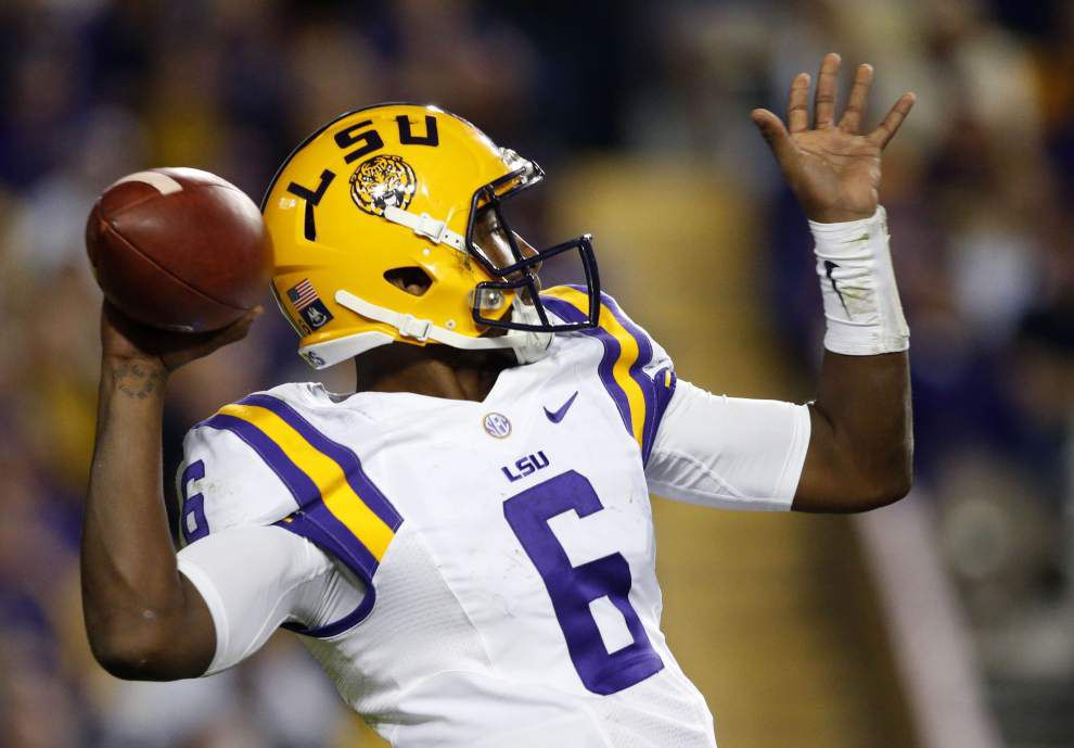 Arkansas 31, LSU 14: Getting dominated in all phases — again — has left the Tigers' season going off the rails _lowres