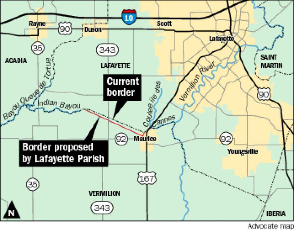 Survey postponed in boundary dispute _lowres