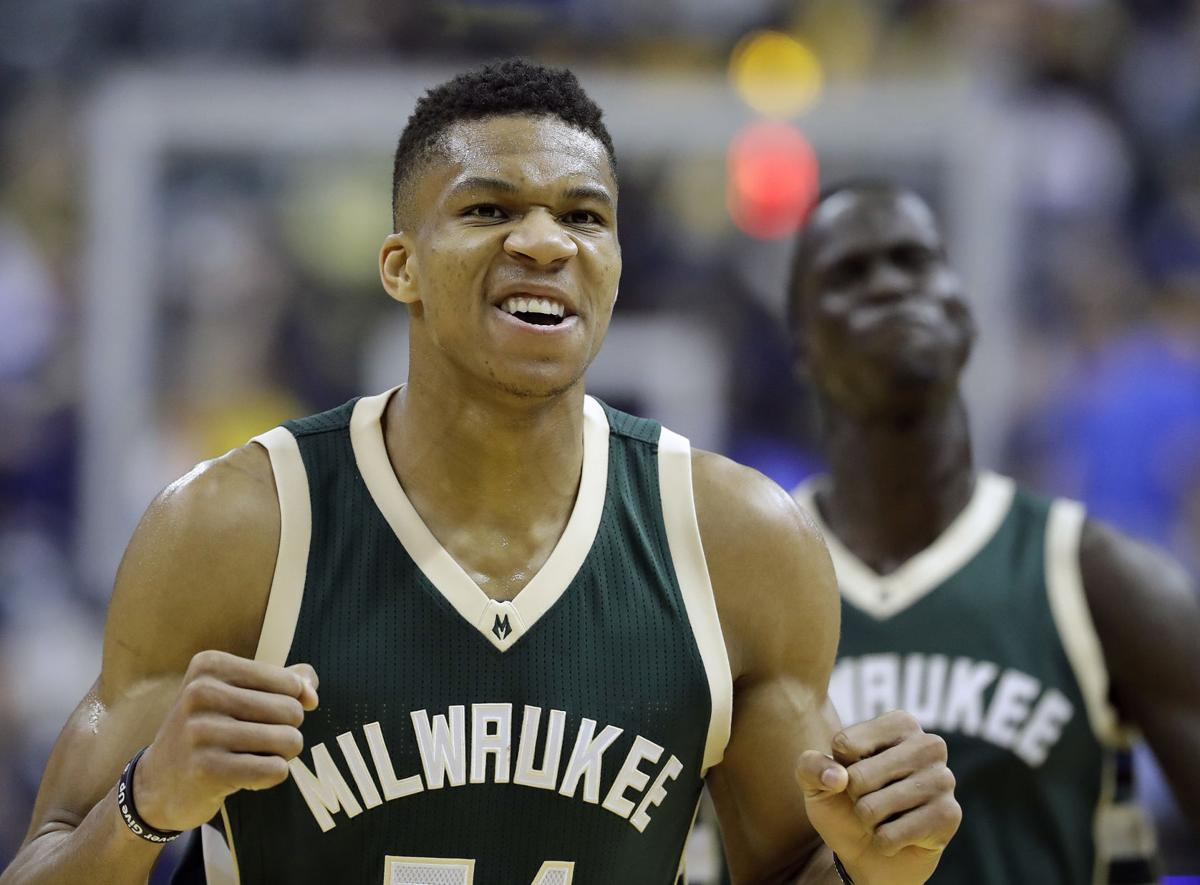 NBA All Star Game Greek Freak Giannis Antetokounmpo adds a side