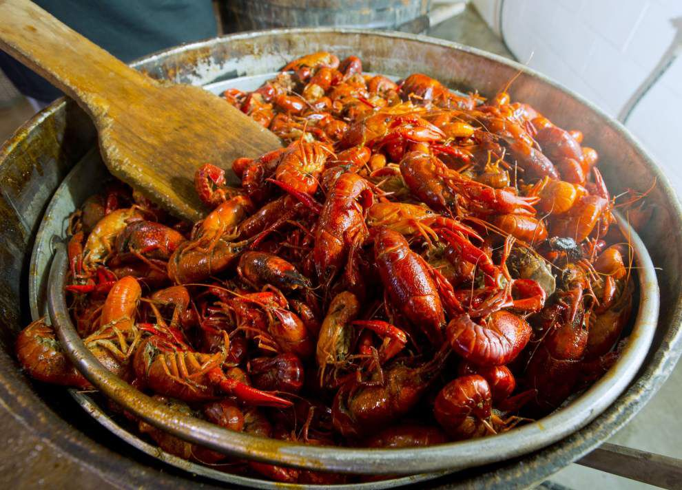 Ian McNulty: As seasons shift, New Orleans seafood traditions answer cravings beyond the table _lowres