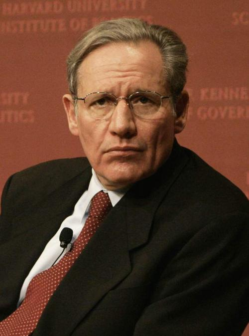 Bob Woodward to speak at Loyola University commencement _lowres