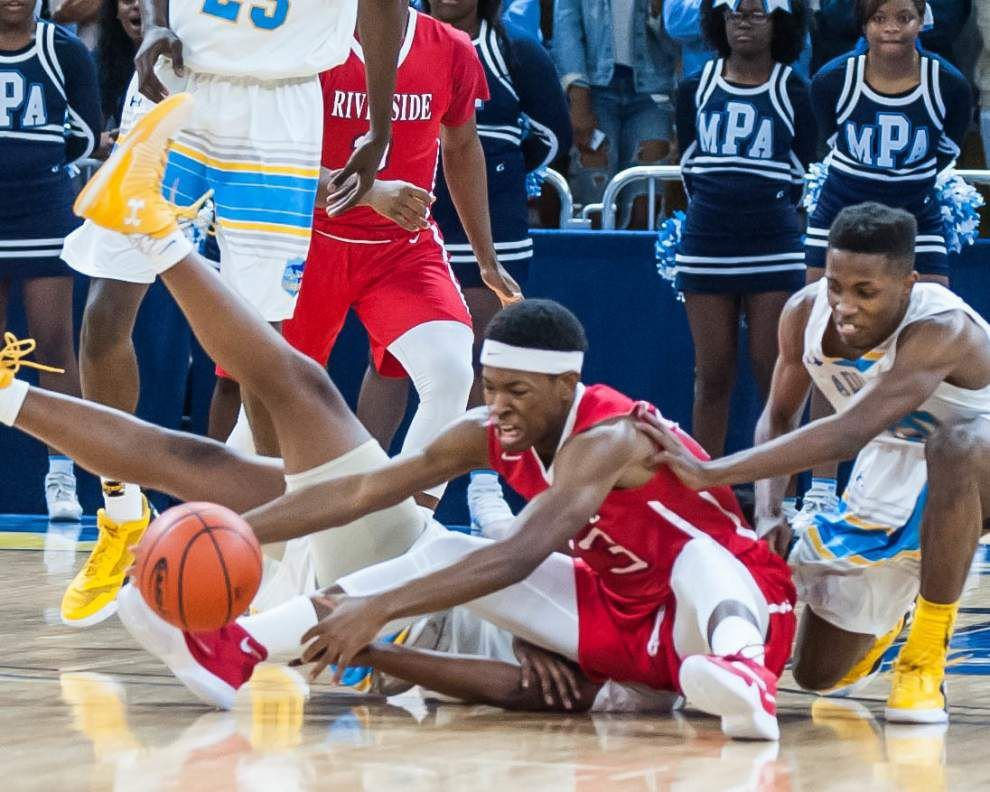 Madison Prep clamps down on Riverside, claims Class 2A crown with 41-33 victory _lowres