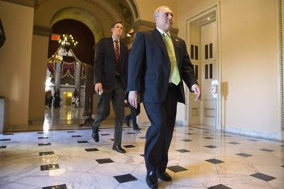 Stephanie Grace: House speaker John Boehner's exit leaves unsure path for Louisiana's Steve Scalise _lowres