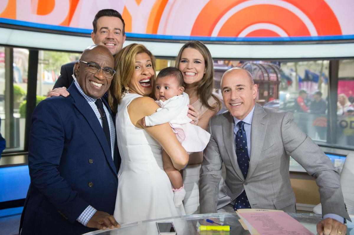 A Home For Haley Today Show S Kotb Balances Diapers And Deadlines