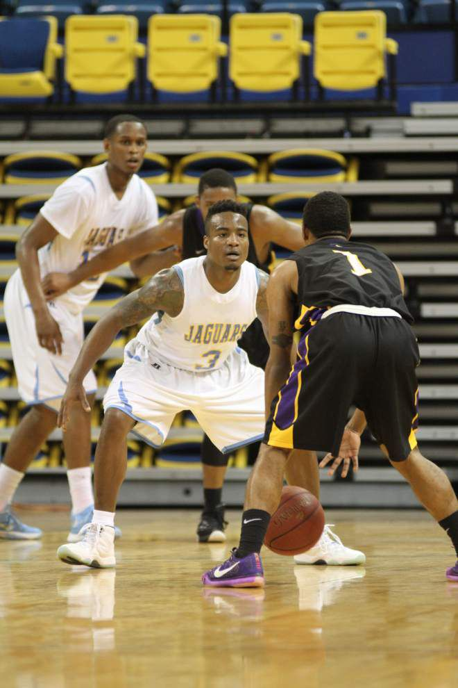 Southern routs outmanned Paul Quinn College 96-63 _lowres