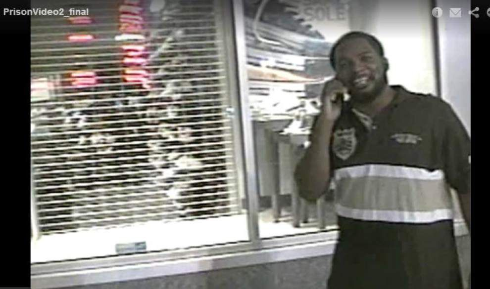 Video: Inmate of Orleans jail on Bourbon St. _lowres